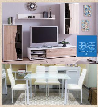 muebles de hogar blanco y negro