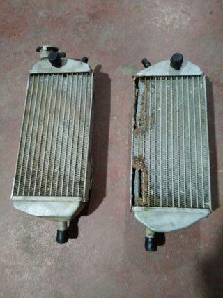 Radiadores Gas Gas EC