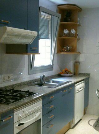 Mueble de cocina de segunda mano en Barcelona en WALLAPOP