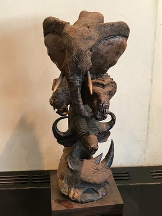 old African Antique from Cameroon since 1910