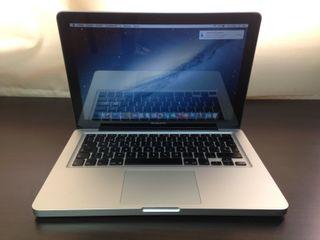 macbook pro 8gb 500gb