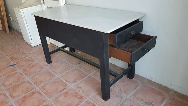 Mesa trabajo cocina de segunda mano por 250 € en El Puerto de Santa ...