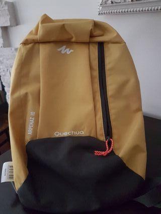 Quechua mochilas.