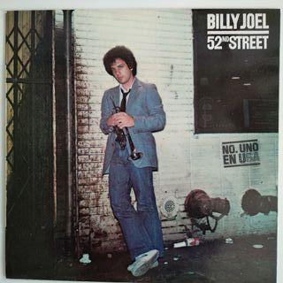 BILLY JOEL - 52nd Street (LP Vinilo)