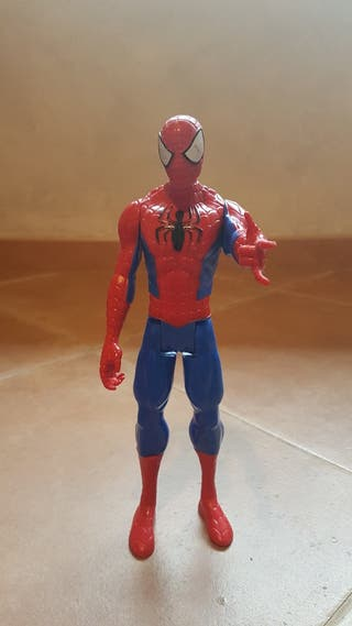 Muñeco Spider man