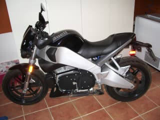 MOTO NACKED BUELL Lightning CITYX XB 9SX 2005