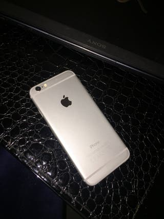 Apple iPhone 6 Silver 16go