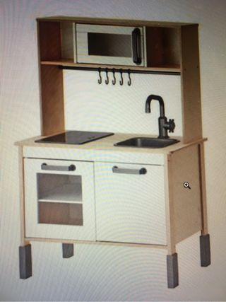 Cocina Juguete Ikea+Accesorios ...
