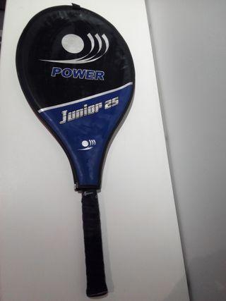 Raqueta de tenis juvenil