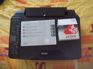 Impresora EPSON stylus SX18