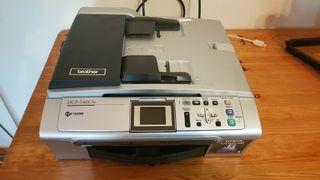 impresora fotocopiadora brother