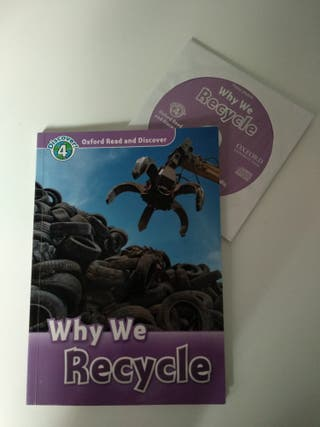 Why We Recycle (con CD)