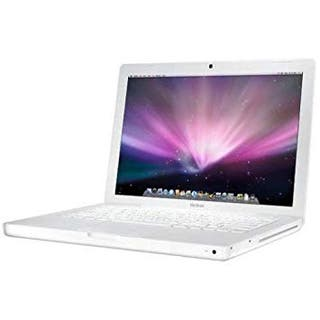 Apple MacBook4 1 Core 2 Duo 2.4 13 inch 2 2008 Whi