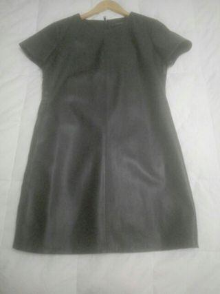 vestido de piel. nuevo 656343608