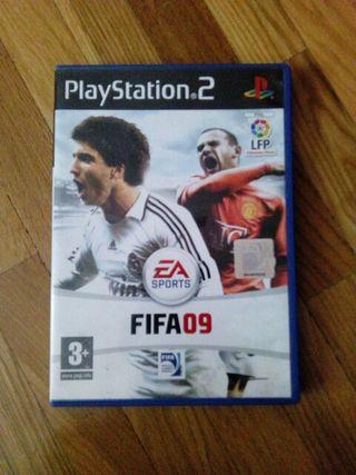 Fifa 2009 PS2
