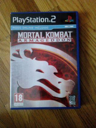 Mortal Combat Armagedon