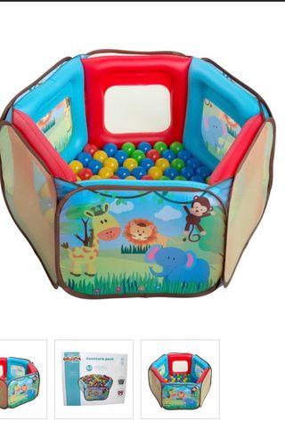 Parque infantil/ piscina de bolas