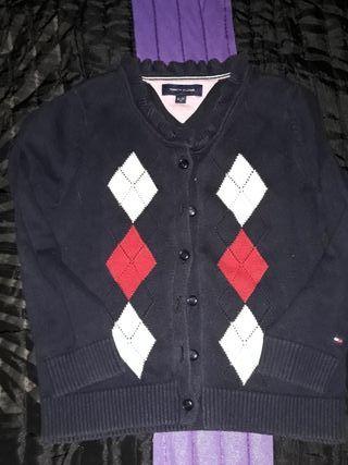 chaqueta tomy talla 18-24 meses poco uso