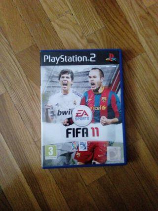 Fifa 11. Play Station 2
