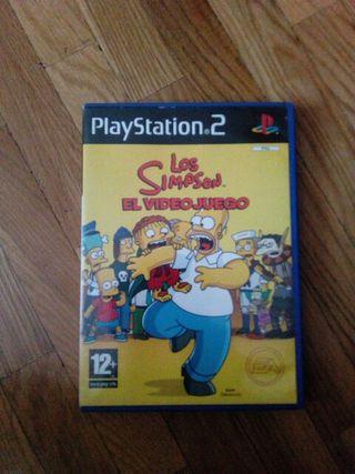 Los Simpson El Videjojuego