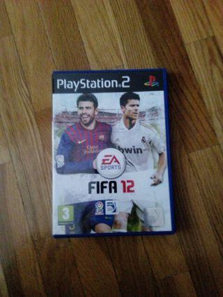 Fifa 12. Play Station 2