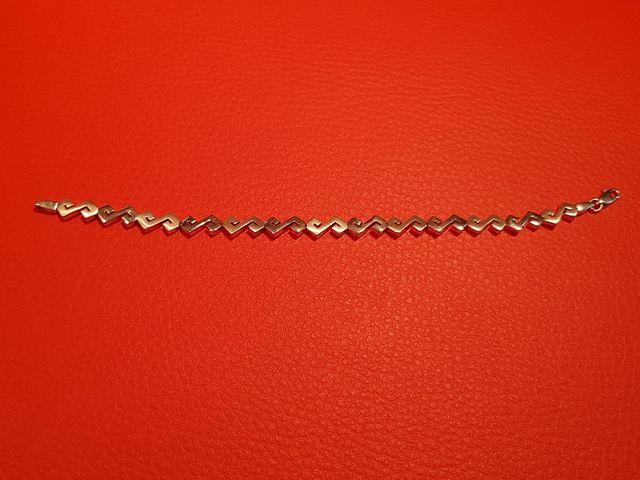 pulsera de plata de 1a ley