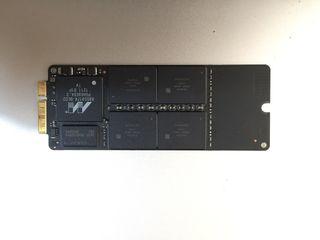 SSD 250GB Original de Apple Macbook pro Retina