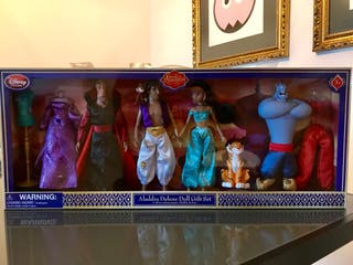 Aladdin Deluxe Doll Gift Set
