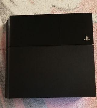 PS4 500GB FW 5.05 con juegos