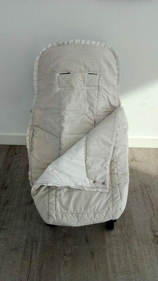 Saco de silla de paseo universal