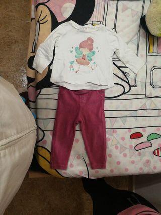 ropa de niña