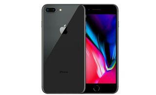 iphone 8 plus 64 gb vendo o cambio