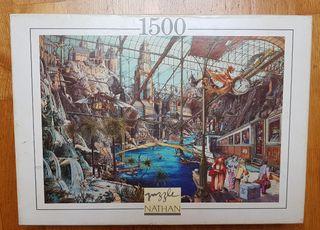 Puzzle 1.500 piezas