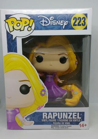 Funko Pop Rapunzel Disney nuevo 223