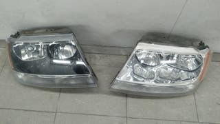 faros jeep grand Cherokee