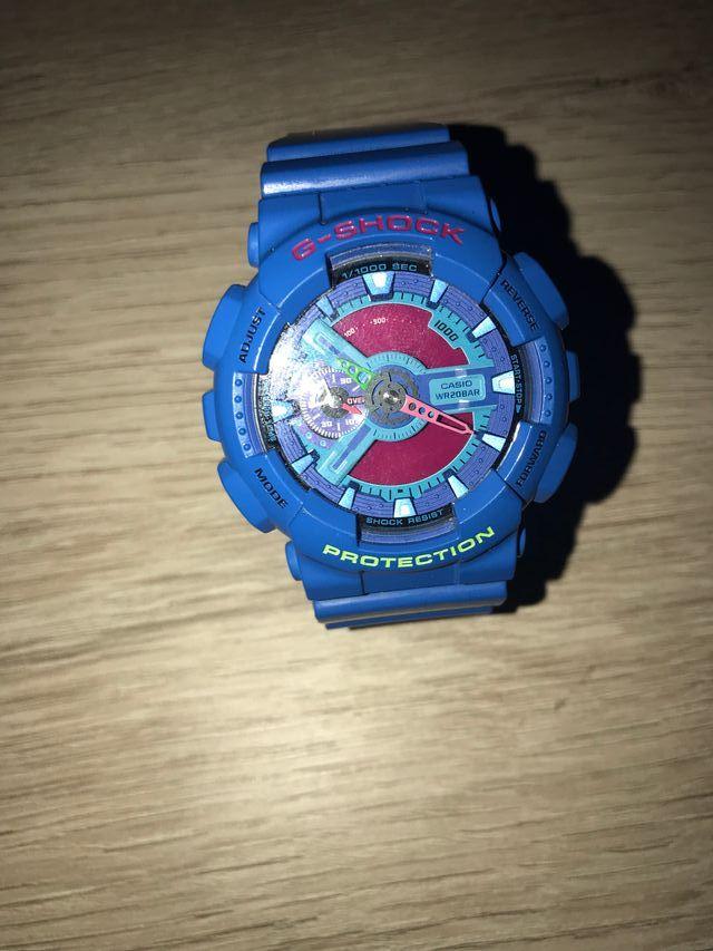 c1b736ad38f Reloj casio G-SHOCK de segunda mano por 90 € en Zamora en WALLAPOP