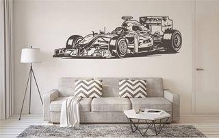 vinilo decorativo f1 Ferrari
