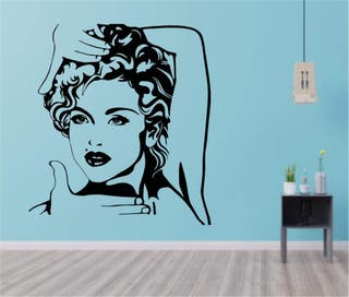 vinilo decorativo Madonna