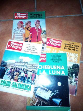 Revista Blanco y Negro