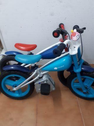 Bicicletas de iniciación niño