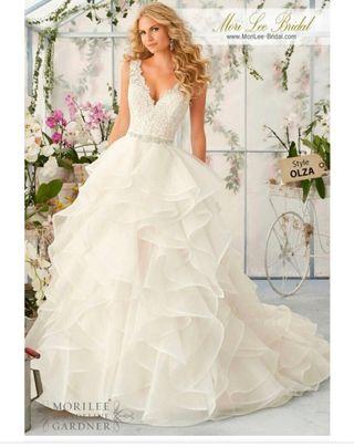 Vestidos de novia de alquiler en alcorcon