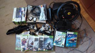 Xbox 360 ed. especial Call of Duty Modern Warfare3
