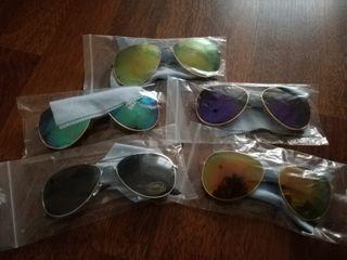 Gafas de sol unisex. 5 gafas