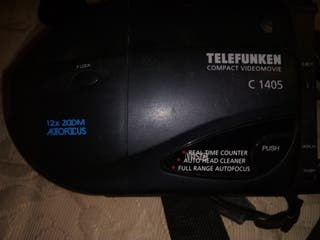 Cámara de video Telefunkent C 1405
