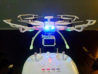 Drone GC035 con doble GPS