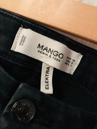 Tejano Mango Denim