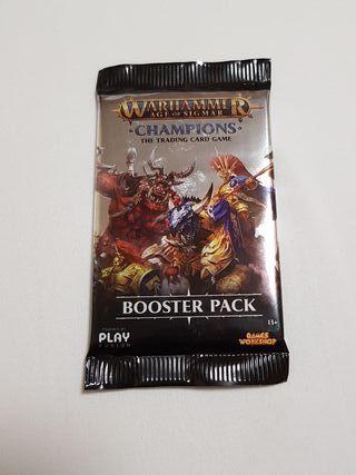 Sobre Warhammer Champions