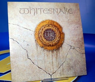 Disco LP vinilo - Whitesnake Whitesnake -1987
