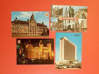 Postales vintage Amberes