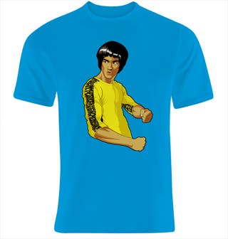 Camiseta Nueva BRUCE LEE elige talla y color